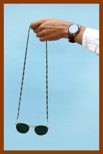 Zonnebrillen koordjes - Mannen
